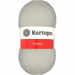 Kartopu Kristal Lif İpi 13 Krem