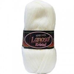 Lanoso Kristal Lif İpi Beyaz