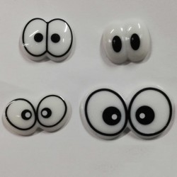 Kilitli Göz Figurlü