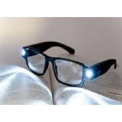 Kitap Aydınlatma Gözlüğü ( Led Işıklı Camsız )