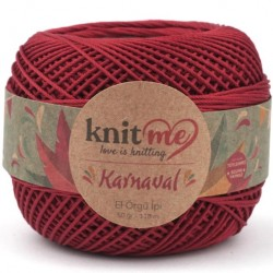 Knit Me Karnaval Örgü İpi 1738