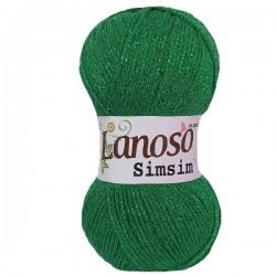 Lanoso Simsim Örgü İpi 920 Yeşil