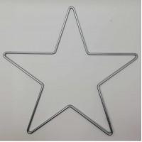 Metal Makrome Aparatı Yıldız