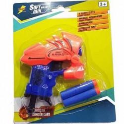 Dart Blaster Sünger Mermi Atan Nerf Silah