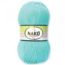 Nako Lüks Minnoş Örgü Bebe İpi 4710 Mint
