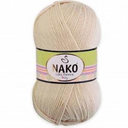 Nako Lüks Minnoş Örgü Bebe İpi 219 Deve Tüyü