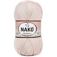 Nako Pırlanta Örgü İpi 10889 Bal Köpüğü