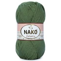 Nako Pırlanta Örgü İpi 11253 Haki