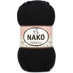 Nako Pırlanta Örgü İpi 217 Siyah
