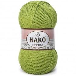 Nako Pırlanta Örgü İpi 3330 Fıstık Yeşili