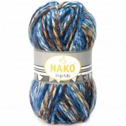 Nako Popmix El Örgü İpi 86583