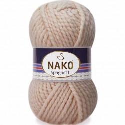 Nako Spaghetti Örgü İpi 10042 Açık Ten