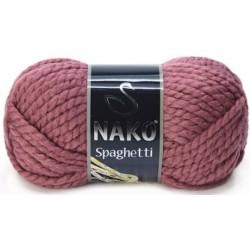 Nako Spaghetti Örgü İpi 327 Gül