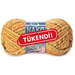 Nako Spaghetti Effect Örgü İpi 75533
