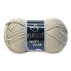 Nako Sport Wool El Örgü İpi 10007