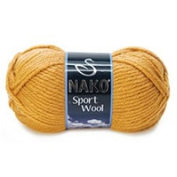 Nako Sport Wool El Örgü İpi 10129