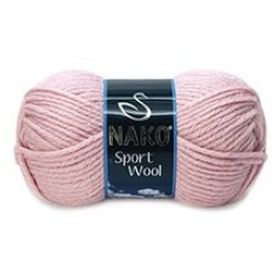 Nako Sport Wool El Örgü İpi 10639