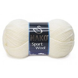 Nako Sport Wool El Örgü İpi 300