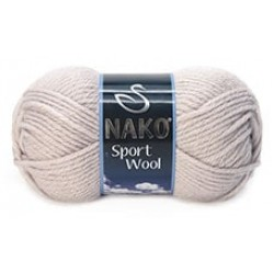 Nako Sport Wool El Örgü İpi 3079