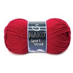 Nako Sport Wool El Örgü İpi 3641