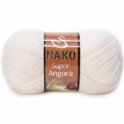 Nako Süper Angora El Örgü İpi 10470 Ten