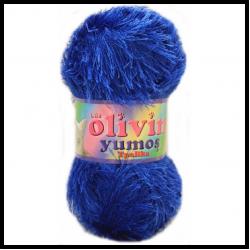 Olivin Yumoş Kedi İpi Saks Mavisi