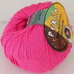 Peria Baby Cotton Amigurumi İpi 94 Neon Pembe