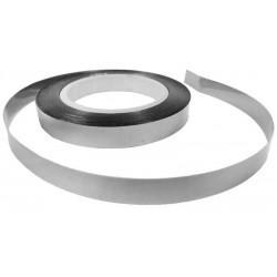 Rafya Metalize Gümüş 8 Mm ( 25 Metre )