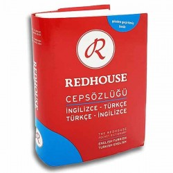Redhouse İngilizce Sözlük Küçük Rs004