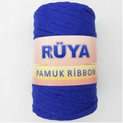 Rüya Pamuk Ribbon İp Saks Mavisi ( 250 Gr )