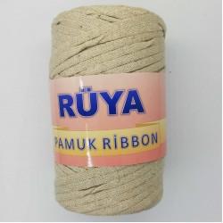 Rüya Pamuk Ribbon İp Taş Rengi ( 250 Gr )