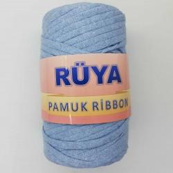 Rüya Pamuk Ribbon İp Açık Mavi ( 250 Gr )
