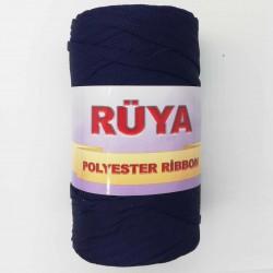 Rüya Polyester Ribbon İp Lacivert ( 200 Gr )