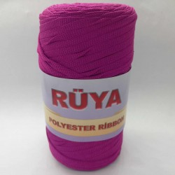 Rüya Polyester Ribbon İp Mor ( 200 Gr )