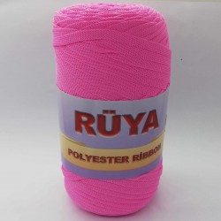 Rüya Polyester Ribbon İp Pembe ( 200 Gr )