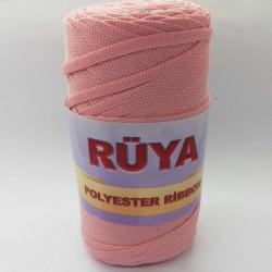 Rüya Polyester Ribbon İp Pudra Pembe ( 200 Gr )