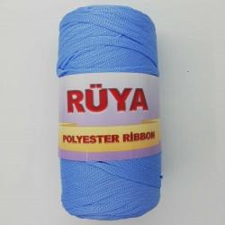Rüya Polyestser Ribbon İp Mavi ( 200 Gr )
