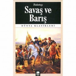 Savaş Ve Barış - Tolstoy - Ema Kitap