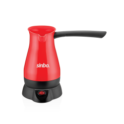 Sinbo Türk Kahve Makinesi Scm 2948 Kırmızı