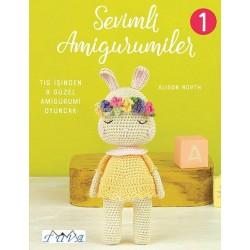 Tuva Sevimli Amigurumiler 1 Dergisi