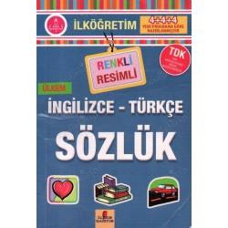 Ülkem Dağıtım Resimli İngilizce - Türkçe Sözlük