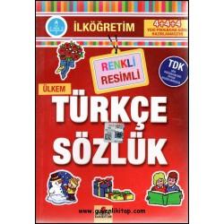 Ülkem Dağıtım Resimli Türkçe Sözlük