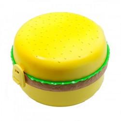 Yuvarlak Hamburger Beslenme Kabı