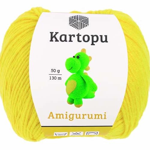 Kartopu Amigurumi El Örgü İpi - K544 | 500x500